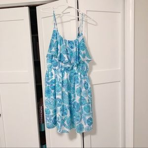 Lilly Pulitzer For Target Blue Dress